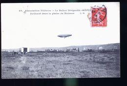 AEROSTATION LE BALLON REPUBLIQUE - Aéroports De Paris