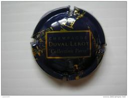 """Capsule De Champagne / Muselet - DUVAL LEROY """" Collection Paris """" - Duval-Leroy"""