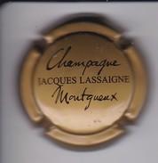 PLACA DE CHAMPAGNE JACQUES LASSAIGNE (CAPSULE) - Sin Clasificación