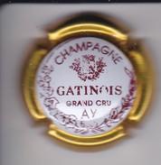 PLACA DE CHAMPAGNE GATINOIS (CAPSULE) - Sin Clasificación