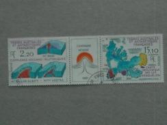 T.A.A.F  -.Bande  N° 139A  Oblitérée - Tierras Australes Y Antárticas Francesas (TAAF)