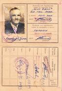 RAILWAY ID FOR 1965 YUGOSLAVIA - Europe