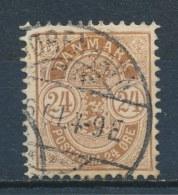 Denemarken/Denmark/Danemark/Dänemark 1901 Mi: 39 (Gebr/used/obl/o)(2943) - Oblitérés