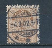Denemarken/Denmark/Danemark/Dänemark 1901 Mi: 39 (Gebr/used/obl/o)(2944) - Gebruikt