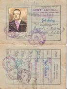 RAILWAY ID FOR 1955 YUGOSLAVIA - Europe