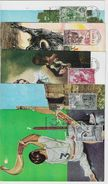 1964 MAXIMA-Serie Completa-FERIA MUNDIAL DE NUEVA YORK-(5-TARJETAS) Weltausstellung 1471-1475 - Cartes Maximum