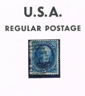 USA, Used - 1847-99 Emisiones Generales