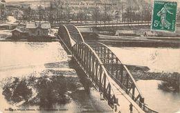 CPA Pont De La Moselle à Pierre-la-Treiche P291 - France