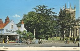 Hornsea - PC Used As QSL-Card 1981 (002539) - Sonstige