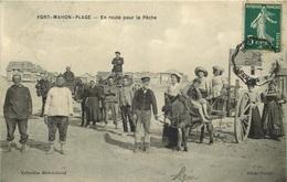 SOMME FORT MAHON En Route Pour La Peche - Fort Mahon