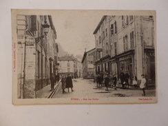 Epinal, Rue Des Halles. - Epinal