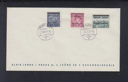 Böhmen Und Mähren FDC 1939 (2) - Besetzungen 1938-45