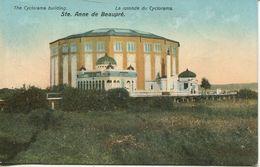 Ste. Anne De Beaupré - The Cyclorama Building (002545) - Ste. Anne De Beaupré