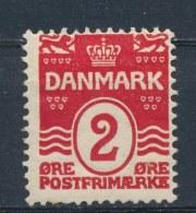 Denemarken/Denmark/Danemark/Dänemark 1905 Mi: 43A (Ongebr/MH/Neuf Avec Ch/Ungebr/*)(2958) - Unused Stamps