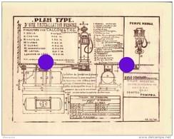 ESSO STANDARD BELGIUM ANTWERPEN ANVERS  1951 - Machines