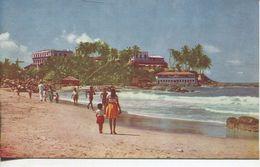 Mount Lavinia Beach And Hotel 1973 (002549) - Sri Lanka (Ceylon)