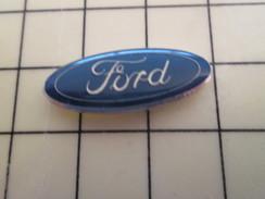 Pin811b Pin's Pins / Beau Et Rare / AUTOMOBILE : LOGO DE LA MARQUE FORD - Ford