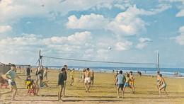 SANTA TERESITA.JUEGOS EN LA PLAYA EDICOLOR, MACCHI. VOYAGEE ARGENTINE -BLEUP VOLLEYBAL VOLEIBOL RARE - Volleyball