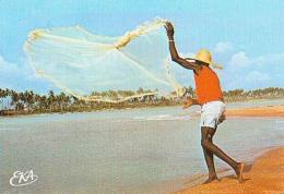 Togo        H6        Scène De Pêche - Togo