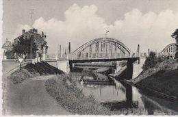 CPSM Ath. Vue Sur La Dendre Et Le Grand Pont. Photo Thill - Ath