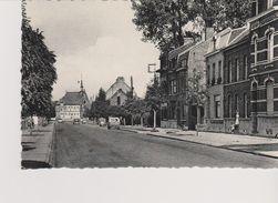 CPSM Ath. Chaussée De Bruxelles Et Chapelle De Lorette. Photo Thill - Ath