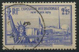 France (1939) N 426 (o) - France
