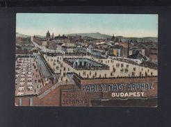 Hungary PC Parisi Nagy Aruhaz Budapest - Hungary