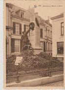 Cpa 1934 Ath. Monument Aux Morts De La Guerre. (Ern.Thill, Brux) Nels - Ath