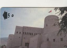 ROSTAQ FORT - Oman