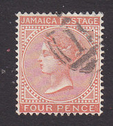 Jamaica, Scott #22a, Used, Queen Victoria, Issued 1883 - Jamaica (...-1961)