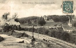 ENVIRONS DE BERNAY PABORAMA DE SAINT QUENTIN DES ILES - Bernay