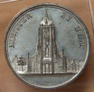 Médaille Ville D'ULM - Allemagne