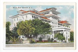 Moana Hôtel  HONOLULU -  HAWAIIAN ISLANDS  - L 1 - Honolulu