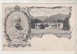 Kaiser Franz Josef - Autriche