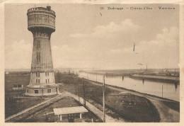 Zeebrugge 28 - Château D'Eau - Watertoren - Edit - Uitg L. Verstraete Zeebrugge - Zeebrugge