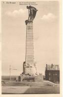 Zeebrugge 7 - St Jorisgedenkteken - Monument St-Georges - Edit - Uitg L. Verstraete - Zeebrugge