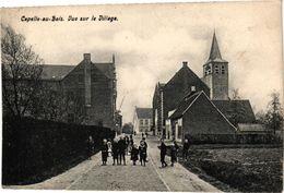 3 CPA Kapelle-op-den-Bosch Dorp   Luna Park    Sluis - Kapelle-op-den-Bos
