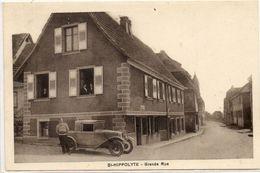 68  St HIPPOLYTE   Grande Rue - Francia