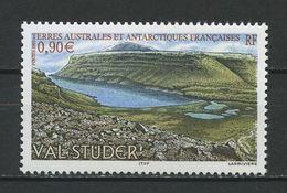 TAAF 2005 N° 410 ** Neuf MNH Superbe Cote 3,60 € Le Val Studer Paysages Landscapes - Franse Zuidelijke En Antarctische Gebieden (TAAF)
