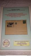 3scan INTERI POSTALI ITALIANI Con Sovrastampa Di Associazioni Filateliche FADDA Catalogo 190 Pages In 95 B/w Photocopies - Interi Postali