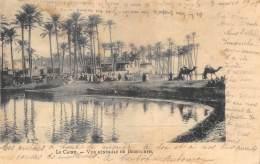 LE CAIRE   VUE GENERALE DE BEDRECHEN - Cairo