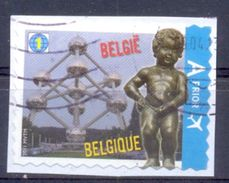 BELGIE   ( CWEU 201) - Oblitérés