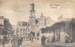 CAIRO   NAKASSIM - Caïro