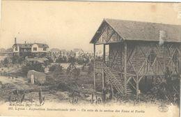 Exposition Internationale 1914 - Otros