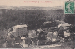 Bl - Cpa Environs De GASNY (Eure) - Vue Sur ROCONVAL - Altri Comuni