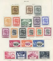 BRUNEI Complete Incl. Extra Shades. (30) Cat. £232 - Unclassified