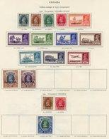 CHAMBA 1938 To 2r, 1943 ½a, 1a, 5r, 1943-48 Set. OFFICIALS Incl. 1938-40 1r, 2r, 5r & 10r, 1941-43 1r, 2r, 5r & 10r. (40 - Unclassified