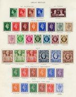 GREAT BRITAIN Complete Incl. Dues. (83) Cat. £1470 - Unclassified