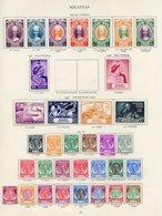 KELANTAN 1937 To $1, Balance Complete. (42) Cat. £590 - Non Classés