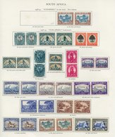 SOUTH AFRICA Fairly Complete Run Through. (178) Cat. £1360 - Unclassified
